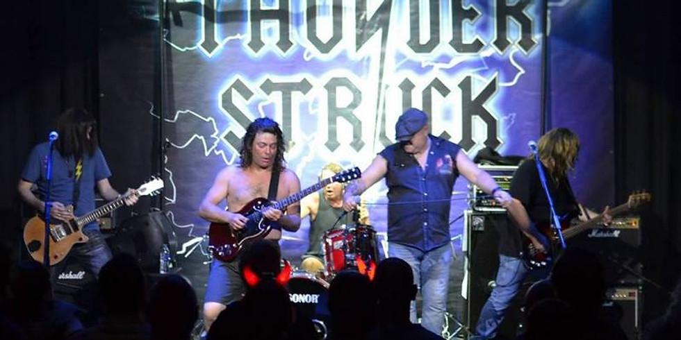 Thunderstruck play AC/DC