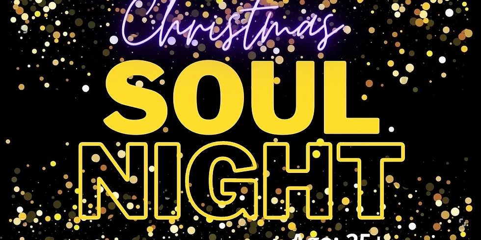 Christmas Soul Night- SOLD OUT
