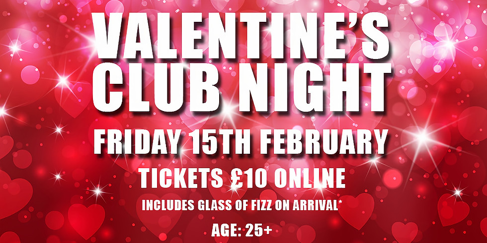 Valentine's Club Night