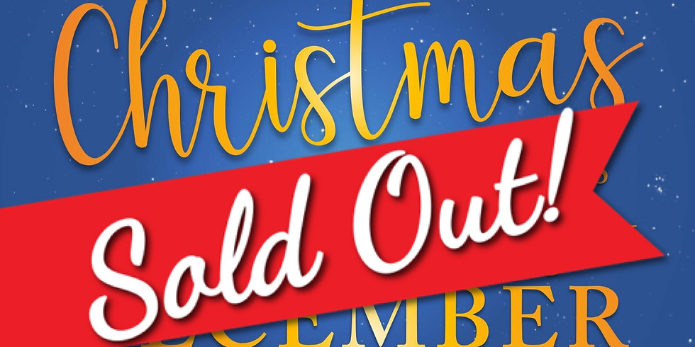 Shared Christmas Party Night - SOLD OUT