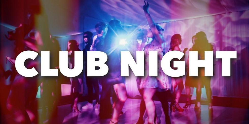 Beaverwood Club Night
