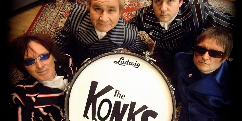 The Konks: All day & All Of the Night - The Kinks Story
