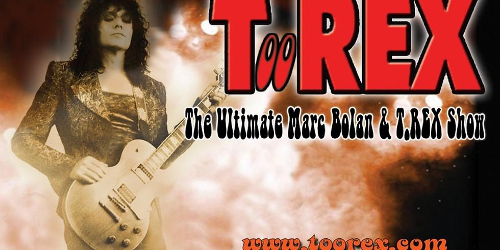 TooREX play T-REX
