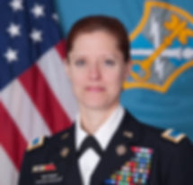 CW5 Wendy A. Wayman of US Military Intelligence