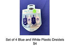 Blue and White Dreidel Set.jpg