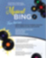 NSYG-Musical Bingo Fundraiser 3-21-20.jp
