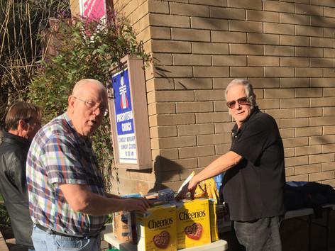 Lunch Bag Program Volunteers