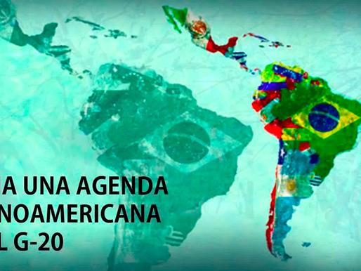 Debate urgente: el desafío de construir una agenda regional en el G20