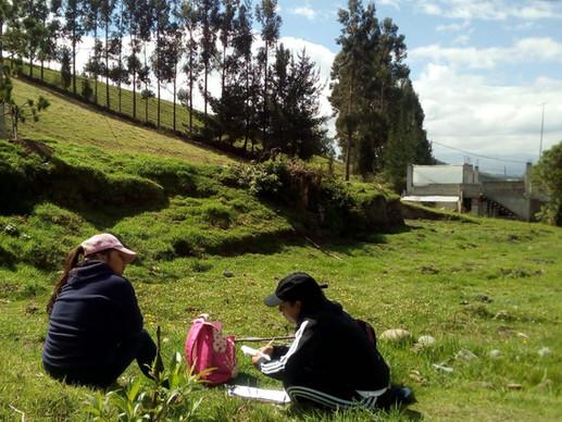 ECUADOR: Proyecto de Nutrición en Cayambe