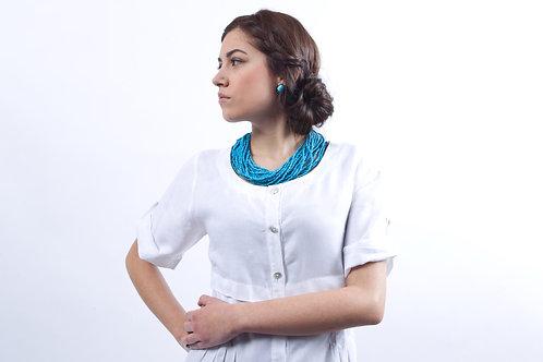 Blusas en lino o algodón hechos a mano