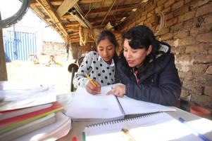 """Reconocimiento """"Sello libre de Trabajo Infantil"""" en Perú"""