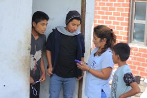 PROGRAMA DE RECONVERSIÓN LABORAL PARA ADOLESCENTES EN ZONAS RURALES (PRELAR).
