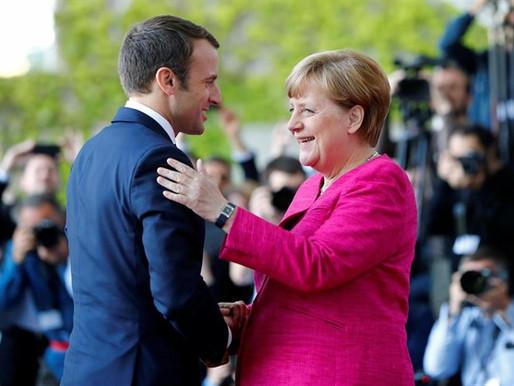 Merkel, ante el reto de la refundación de la Unión Europea