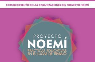 Fortalecimiento de la comunicación del Proyecto NOEMÍ