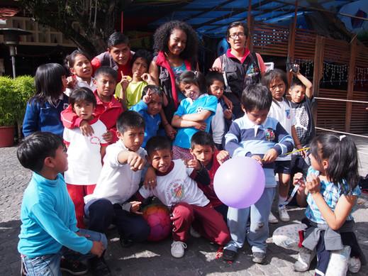 ECUADOR: Atención Integral del Ciclo de Vida