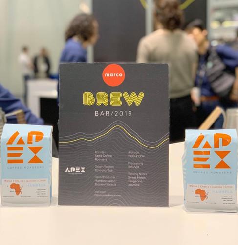 WCB Brew Bar 2019