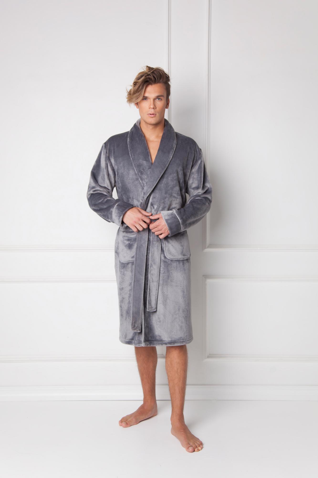 Henry bathrobe