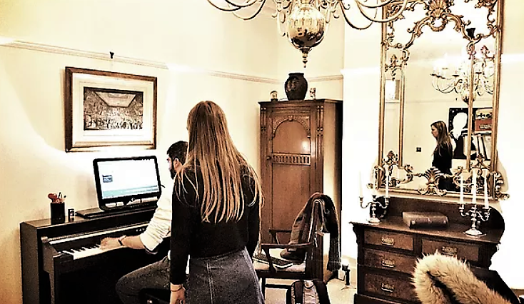 Music tuition in London by WKMT