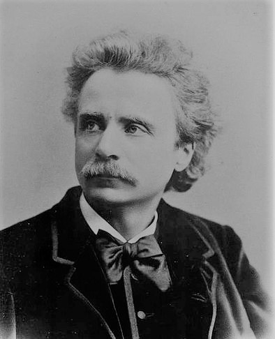 Talking about Grieg - Norwegian Composer and Pianist