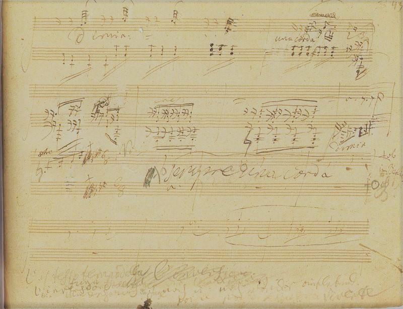 Piano Sonata analysis: Hybrids