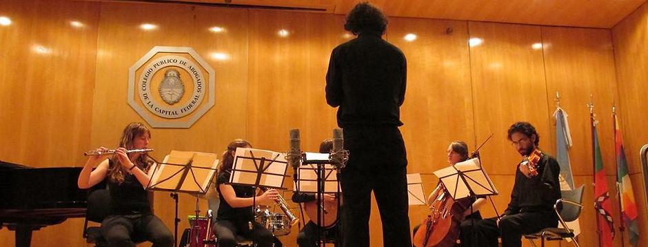 Concert GEAM ensemble-Gisela Paterno