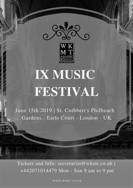 Our Piano Students to be tested at the June WKMT Festival