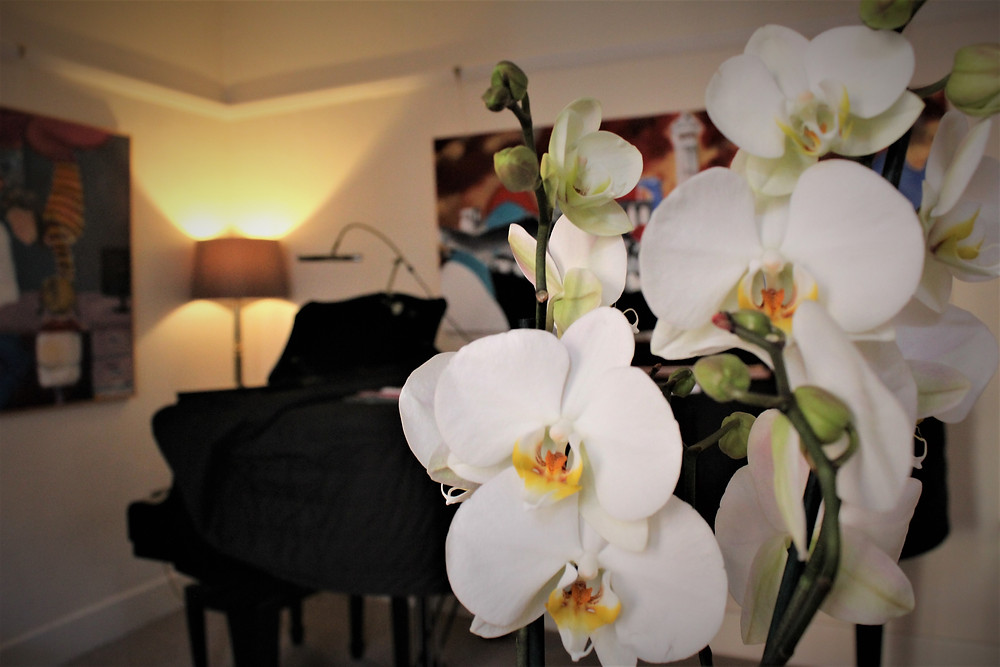 Piano Lessons London with WKMT