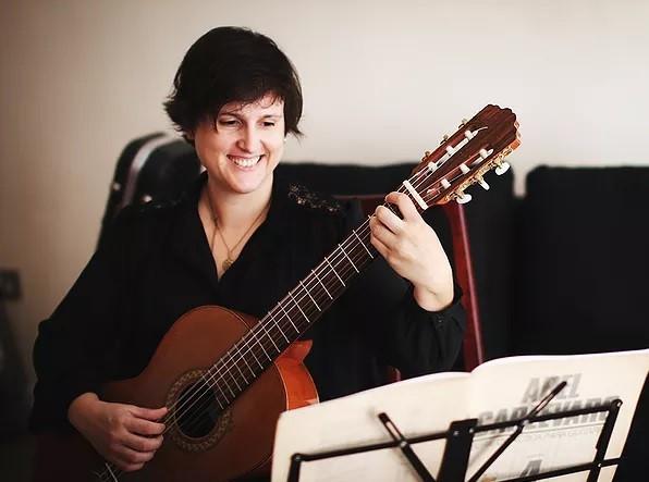 Gisela Paterno wins Maroon Trio Competition in Kansas, USA