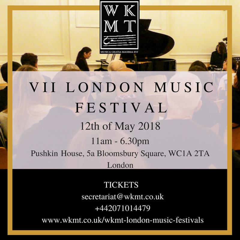 LONDON MUSIC FESTIVAL