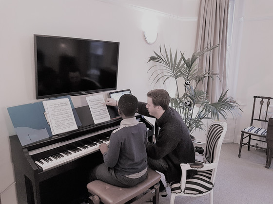 Music Lessons in London: Prices and Reviews