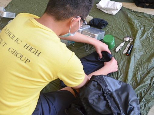 Back to Basics: Rucksack packing and Inspection