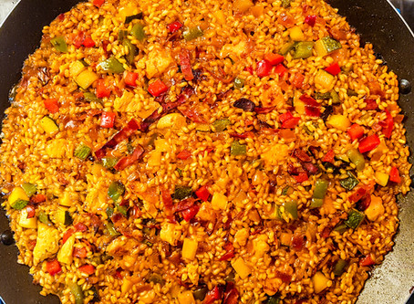 Paella - A timeless classic