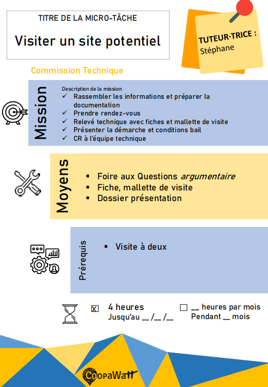Micro-tâches, exemples