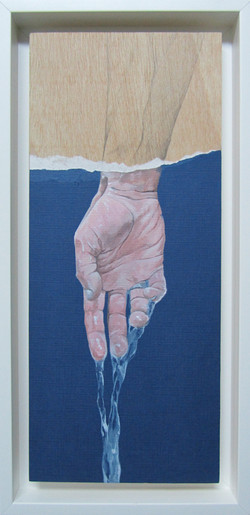 Aqua-hand I