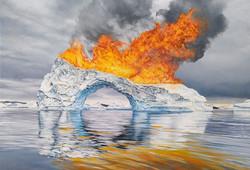Burning Ice IX