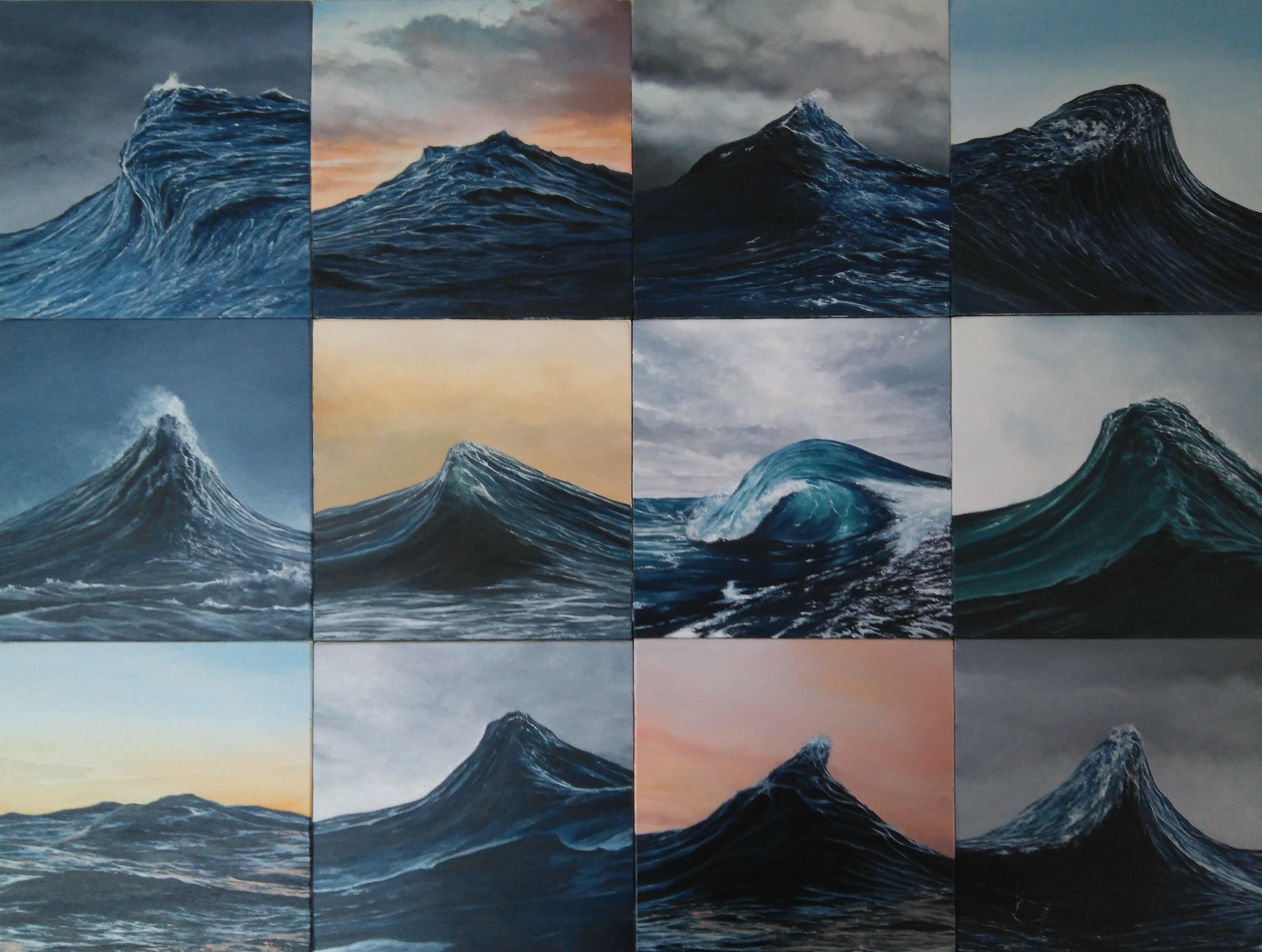 Composición 12 Poseidones