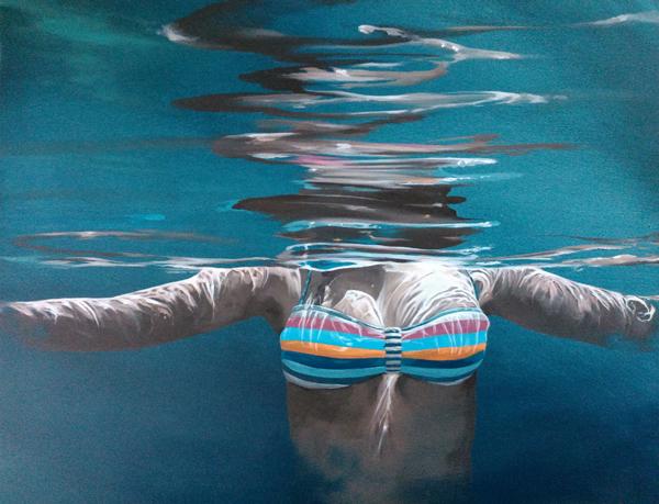 El bikini de rayas