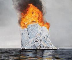 Burning Ice I