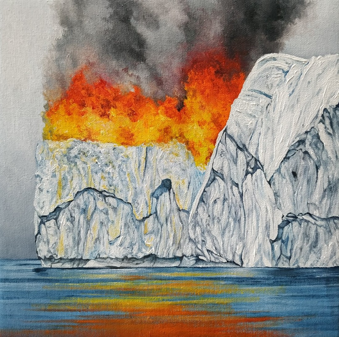 Burning Ice VIII