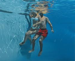 Autorretratos acuaticos