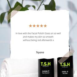 Teyana Review