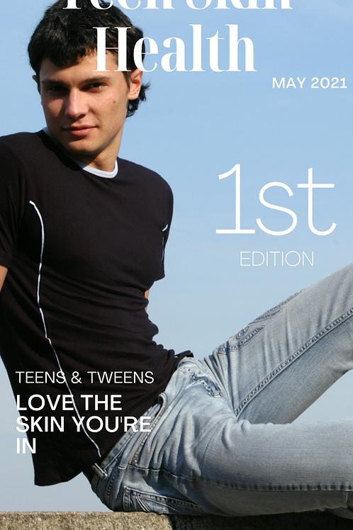 Teen Skin Health Magazine