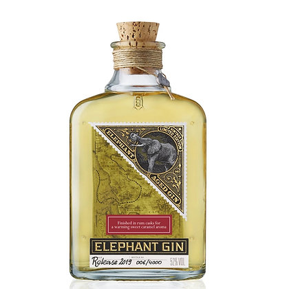 Elephant Gin Aged