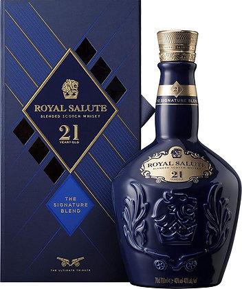 Chivas Royal Salute 21 Years Old