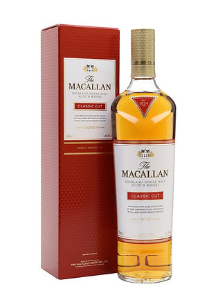 The Macallan Classic Cut Limited 2020 Edition
