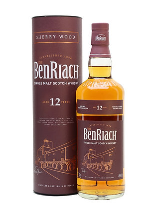 BenRiach 12 Years Old Sherry