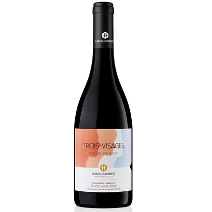 Trois Visages Pinot Noir Haralambievi