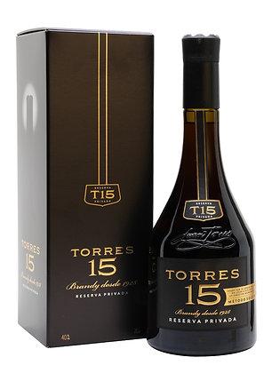 Torres 15 Reserva Privada