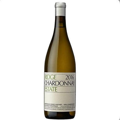 Ridge Chardonnay Estate 2016