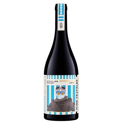Wine Traveler Merlot Syrah Wine Hippies